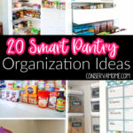 20 Smart Pantry Organization ideas - Great House organization ideas