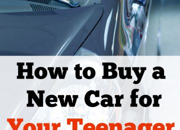 buy a new car