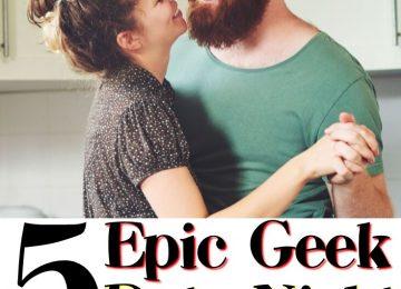 Geek Date Night Ideas