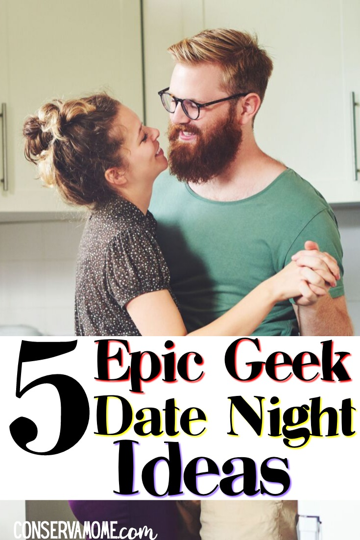 Geek Date Night Ideas