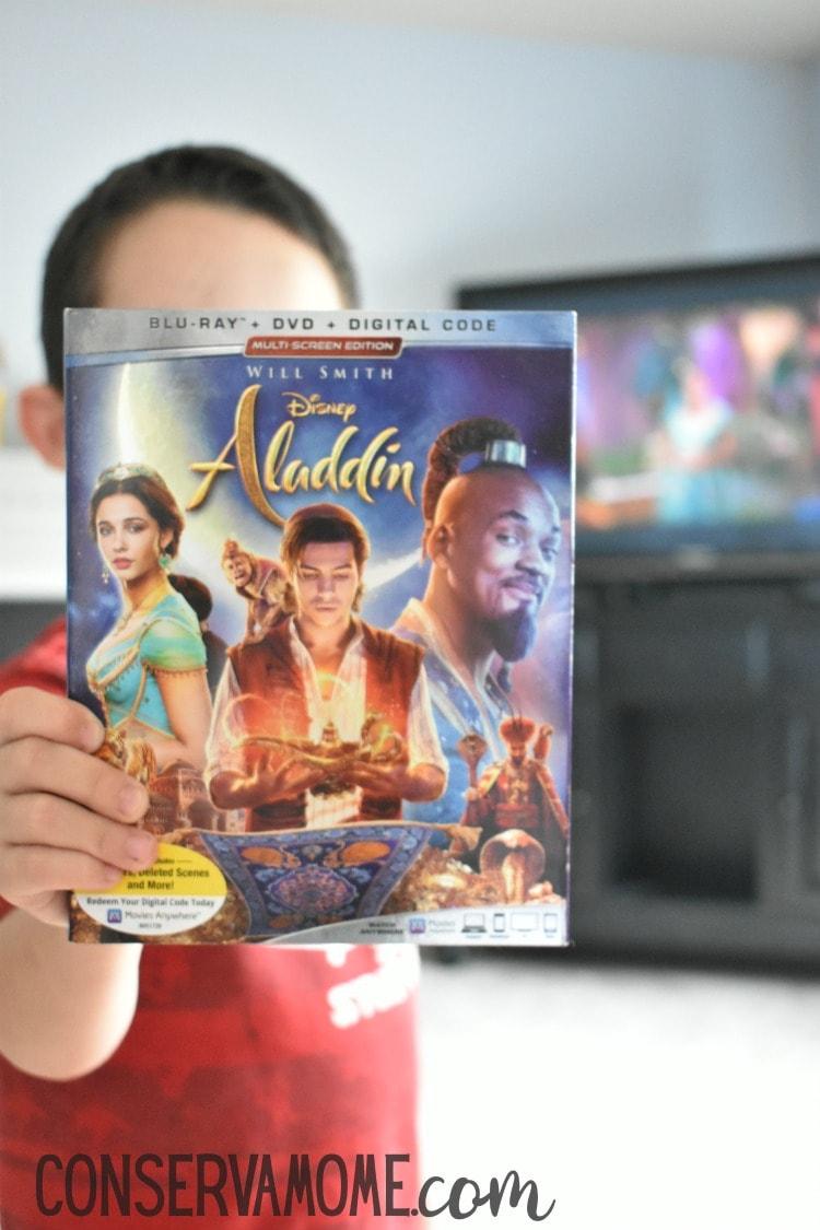 Aladdin Live Action film