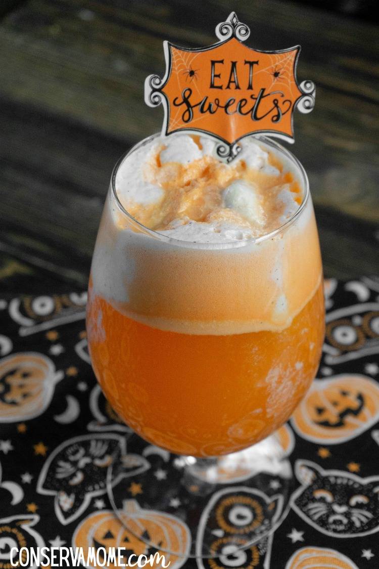 Halloween cocktail idea