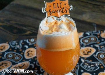 Halloween Themed adult drink