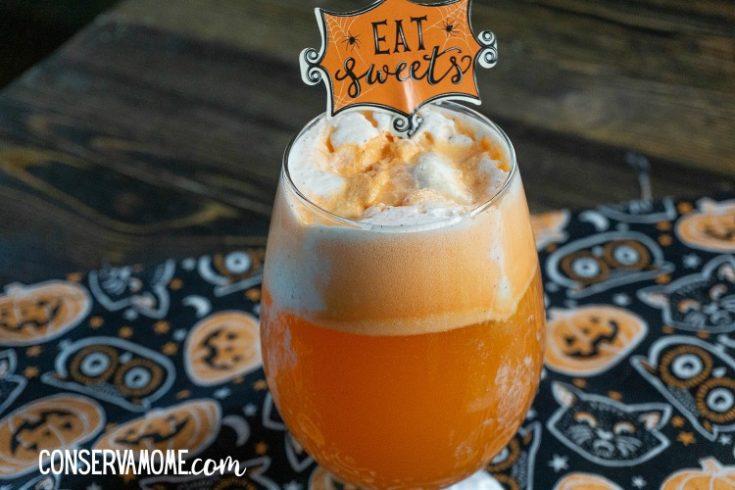 Halloween Themed adult drink