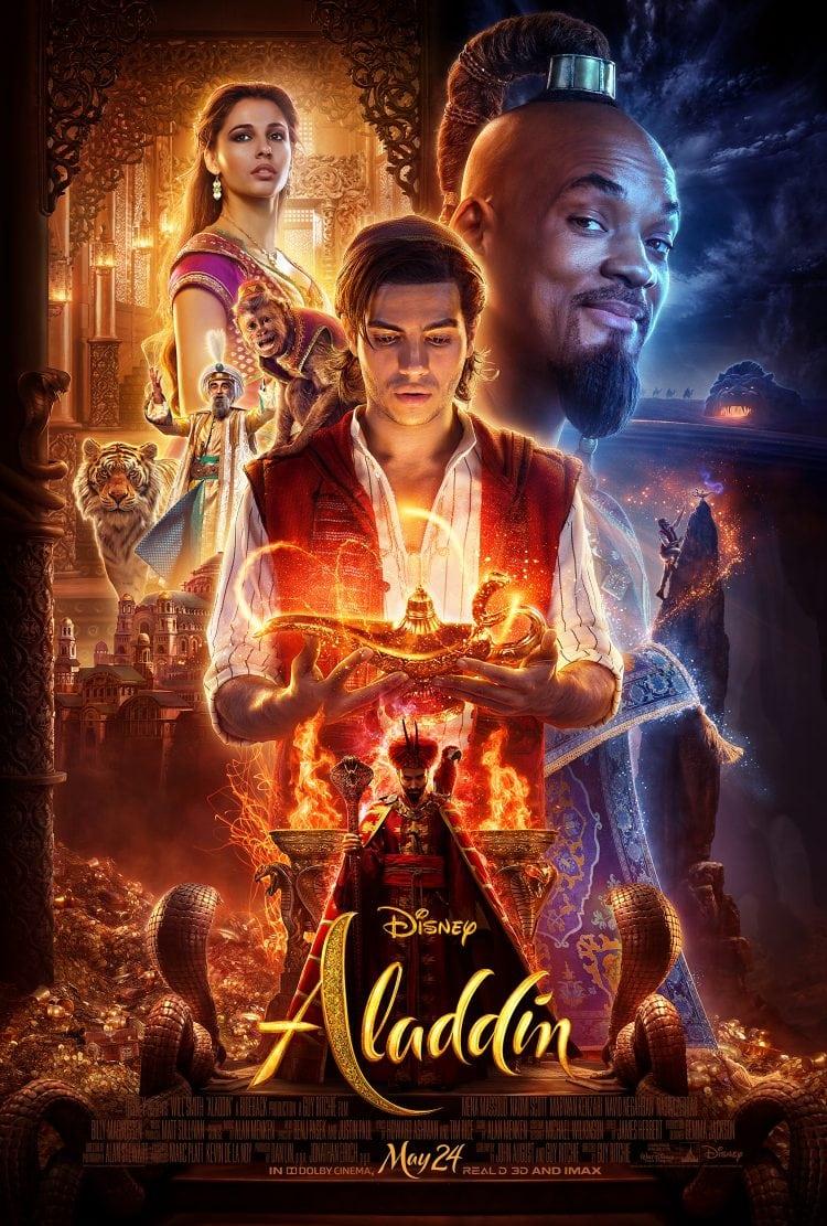 Disney's Aladdin Live Action Film