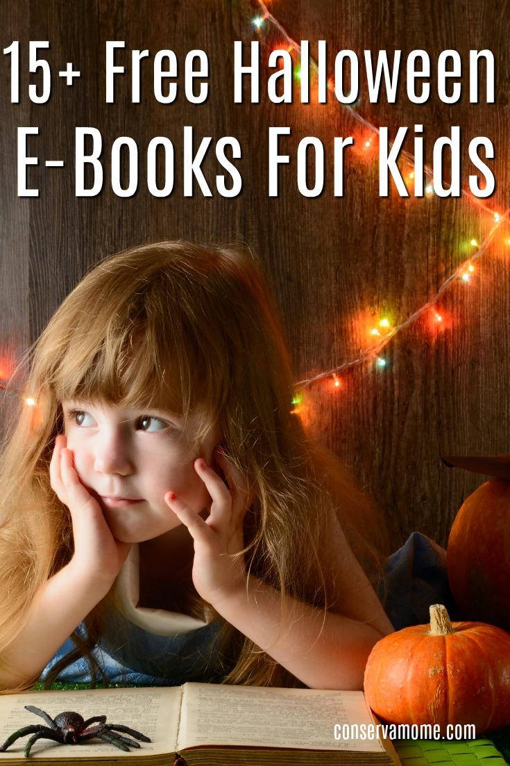 Free Halloween E-Books