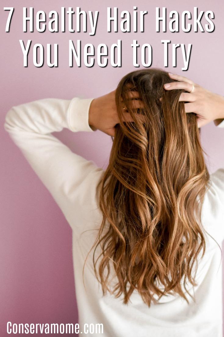 7 Hair Hacks