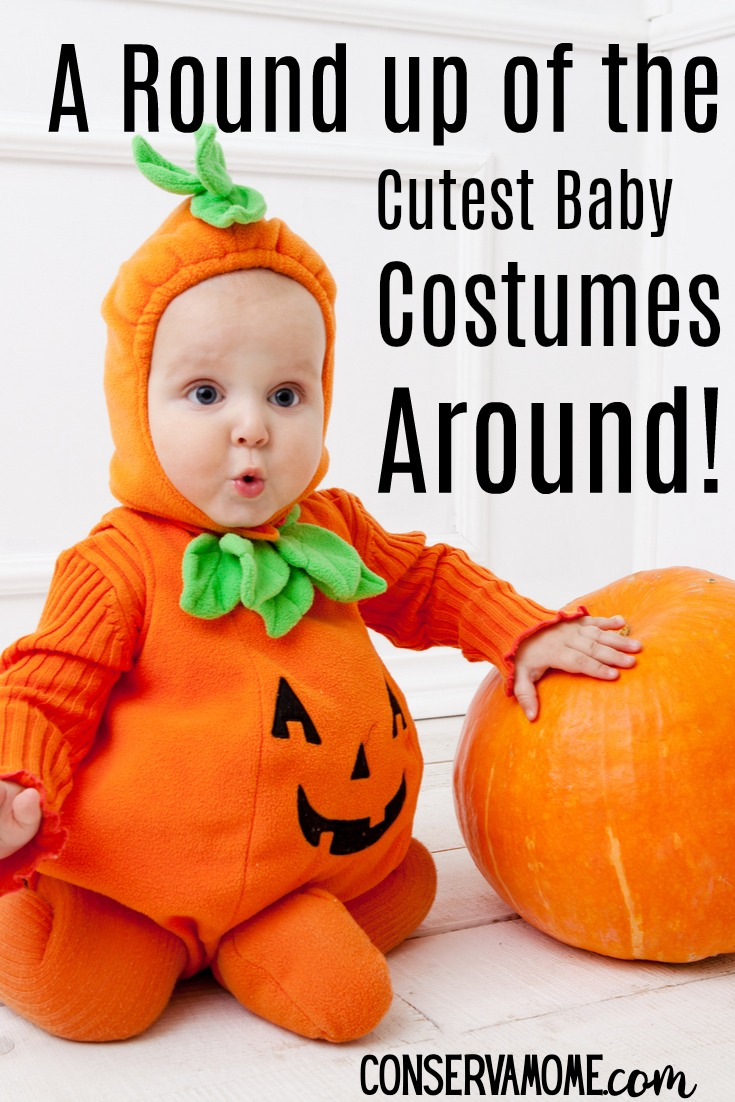 cutest baby costumes around