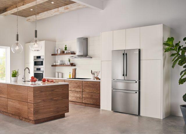 All-New Bosch Counter-Depth Refrigerator