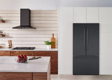 All-New Bosch Counter-Depth Refrigerator