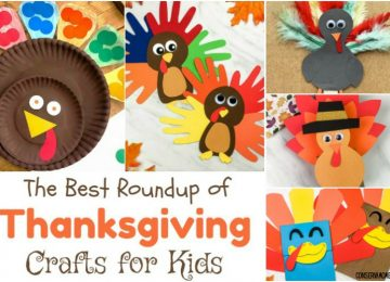 Best Round up of Thanksgiving Crafts For kids