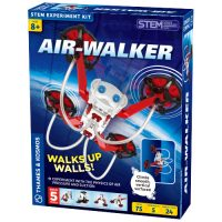 Air-Walker Gravity defying Robot