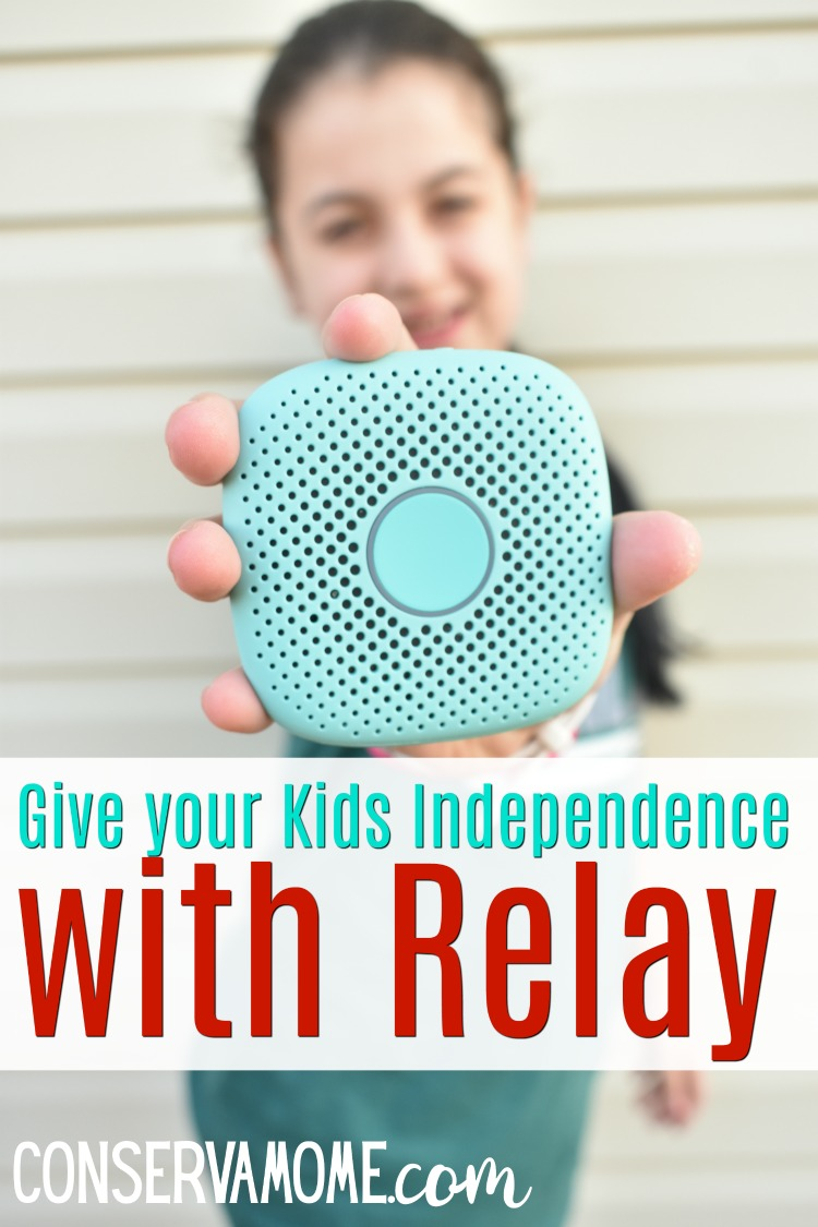 Give your kids Independence