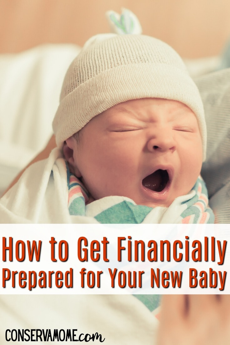How to Get Financially Prepared for Your New Baby