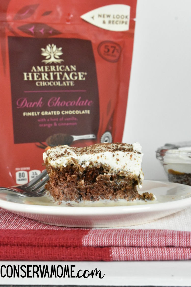 American Heritage Chocolate 3 Leches Recipe