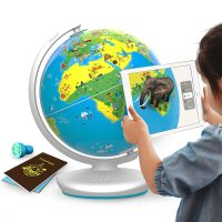 Shifu Orboot: Augmented Reality Interactive Globe