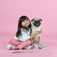 Coordinating Leash and Collar from Pediped