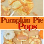 Pumpkin Pie on a stick