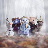 Disney Frozen 2 Plush Toys | Find the Perfect Gift at Build-A-Bear®