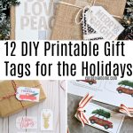 12+ Gift Tags to Print