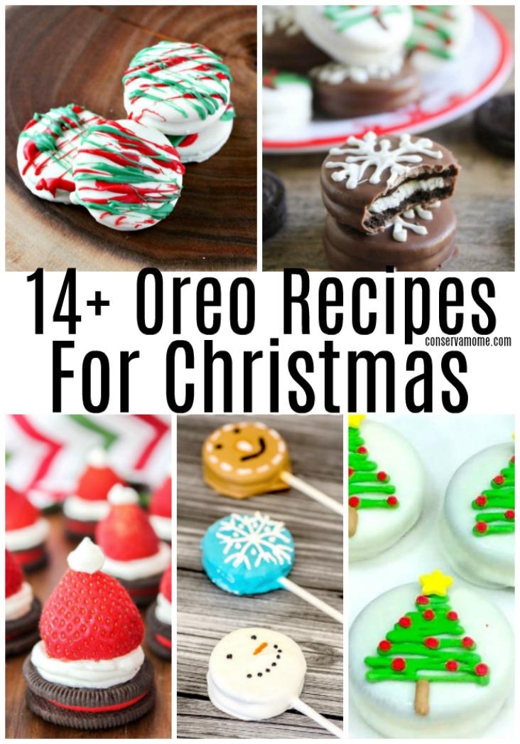 14+ Oreo Recipes for Christmas