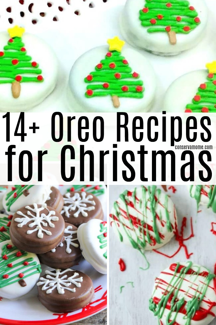 14+ Oreo Recipes for Christmas