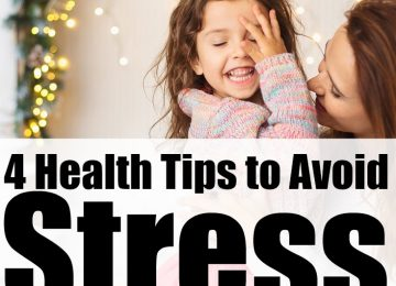 Tips to help avoid stress during the holidays