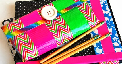 How to Make a Duck Tape Pencil Case