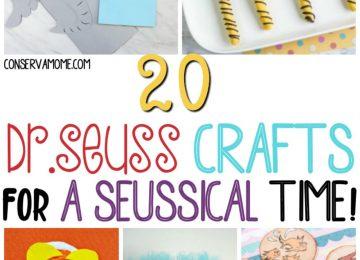 dr seuss crafts