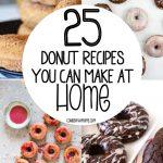 25 Delicious Donut Recipes
