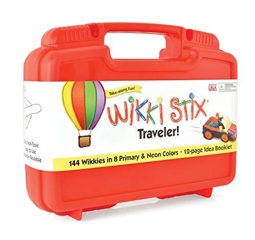 Wikki Stix Traveler Playset