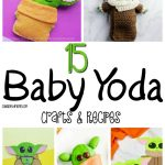 Baby Yoda crafts & Recipes