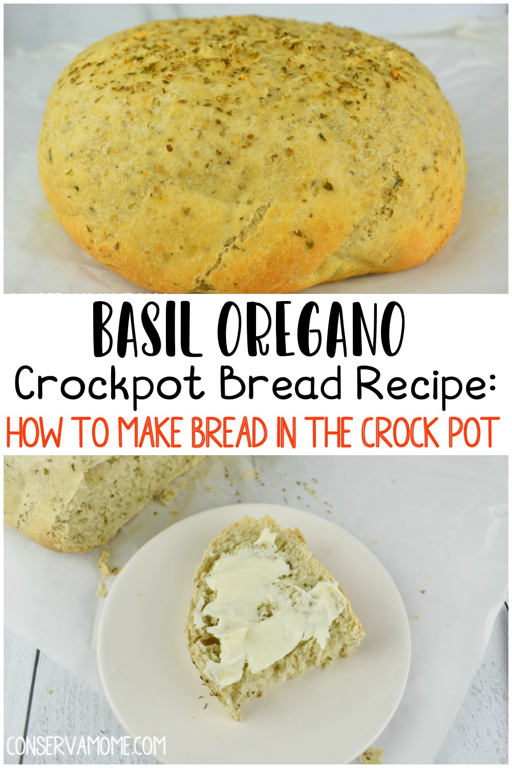 How to make crockpot bread