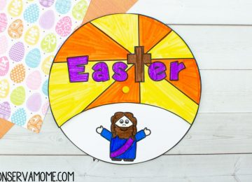 Easter Story Craft