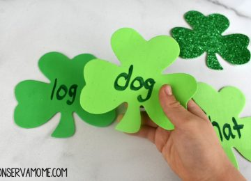 St. Patrick's Day Literacy activity