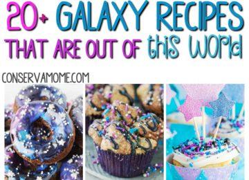 Galaxy Recipes