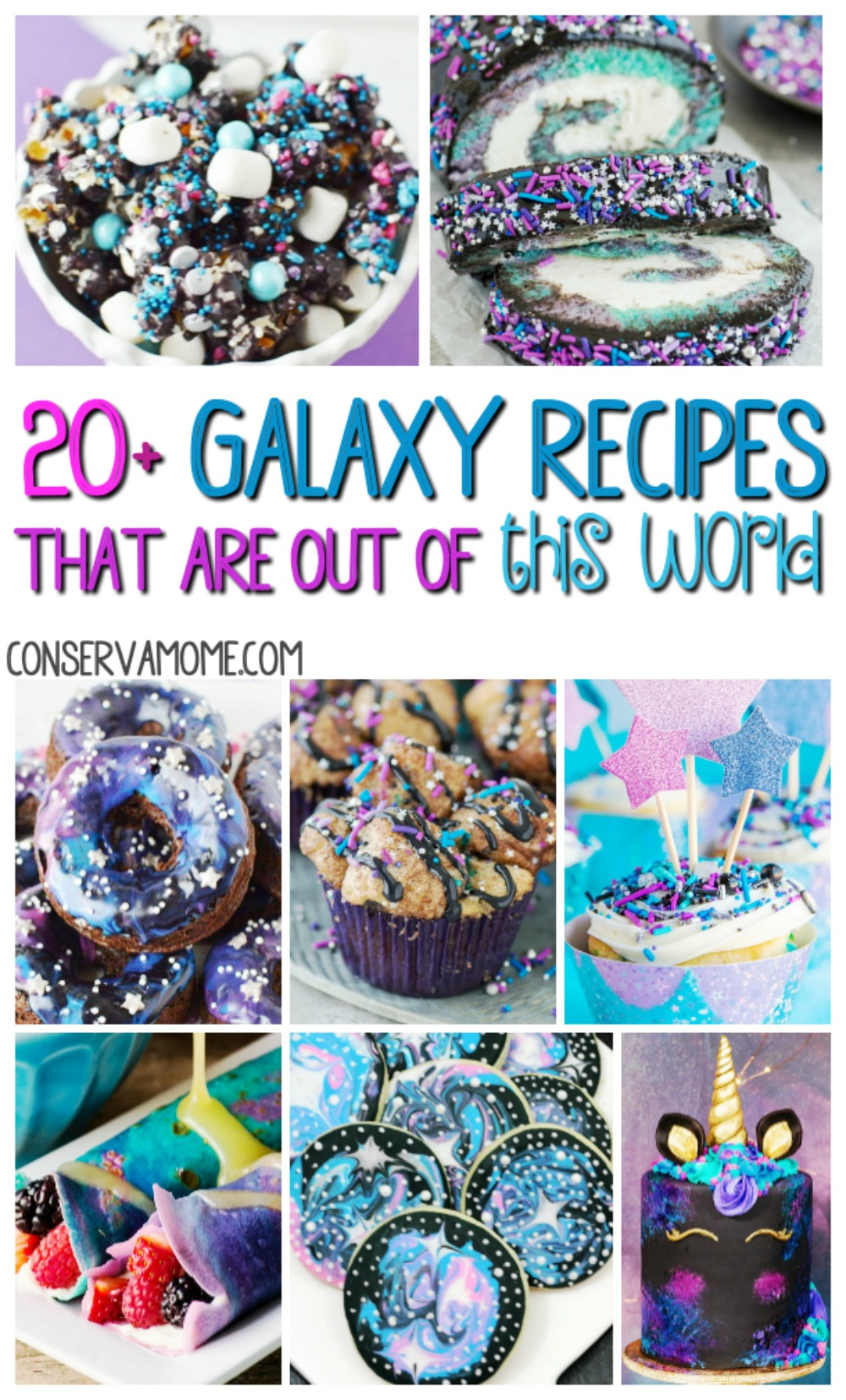 Galaxy Recipes