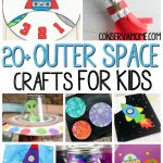 20+ Outer Space Crafts For Kids