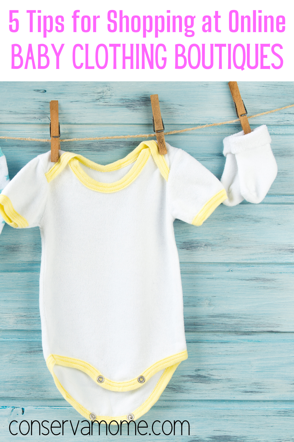 5 Tips for Shopping at Online Baby Clothing Boutiques