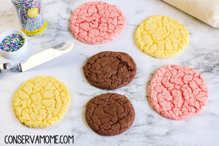 Cake Mix Cookies : A fun and Easy Cake Mix Recipe