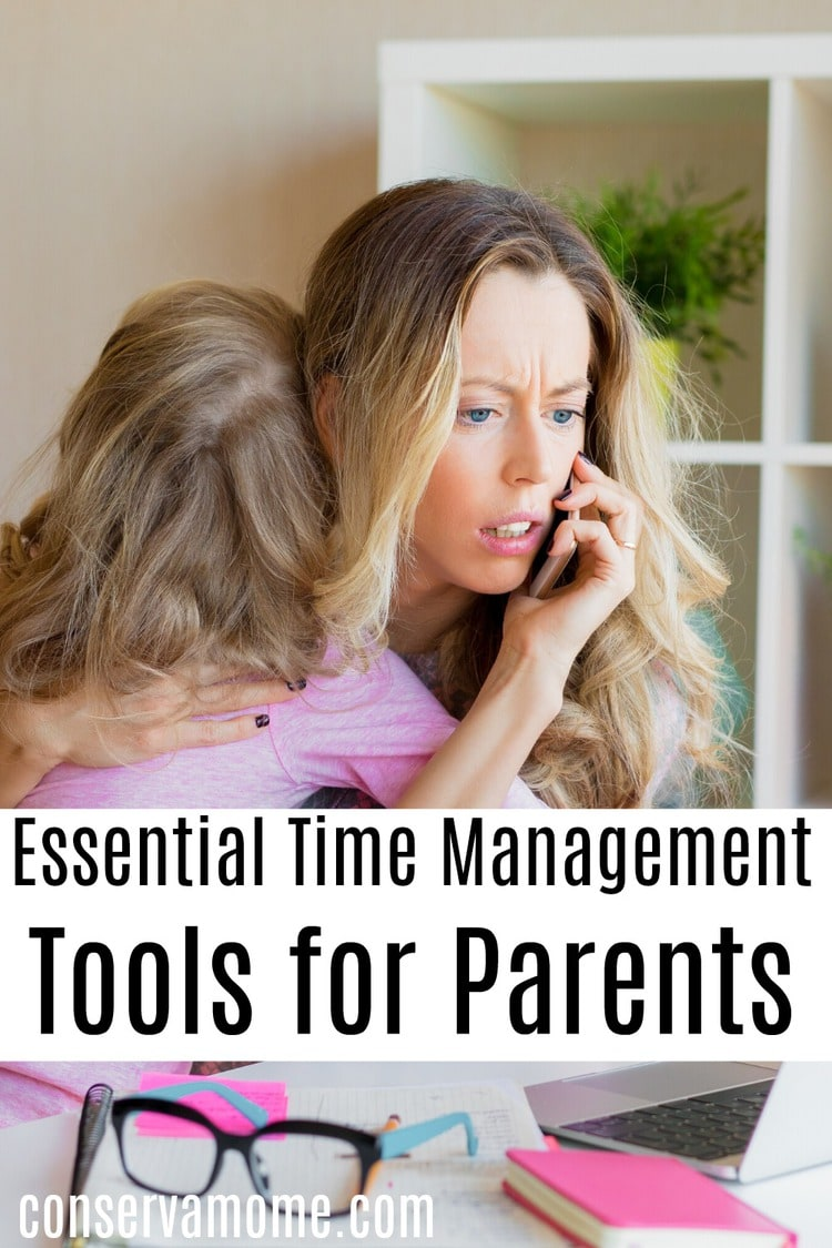 Essential Time Management tool for parents