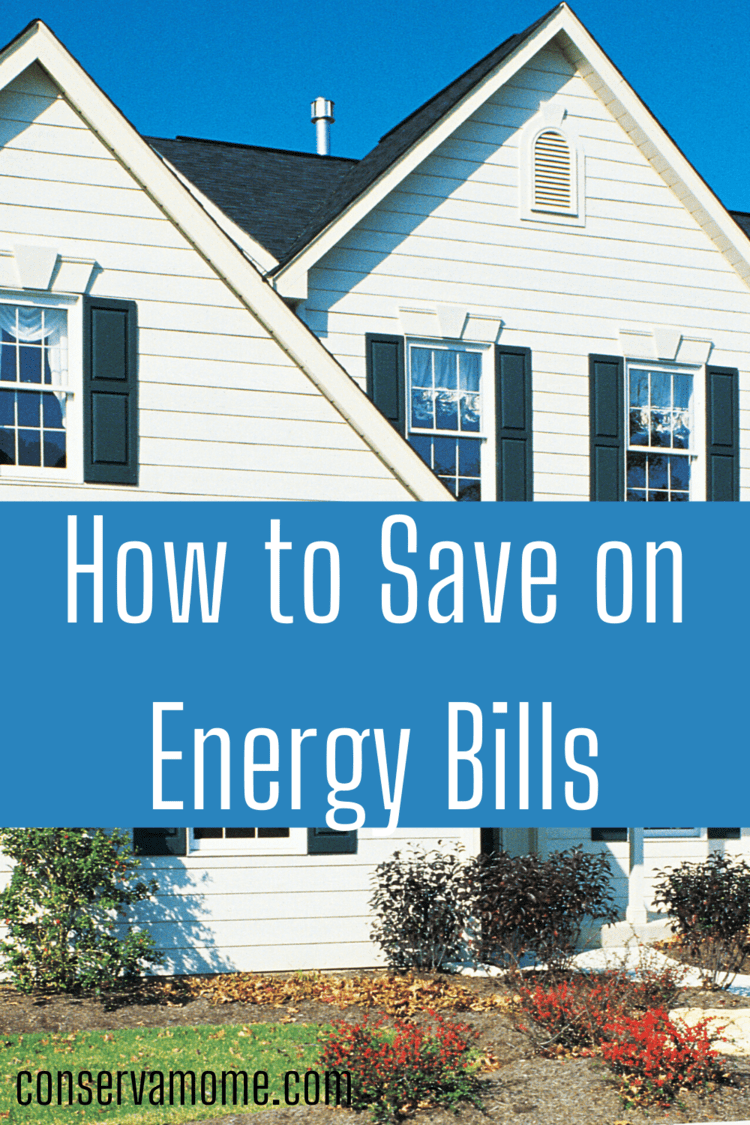Save on energy bill