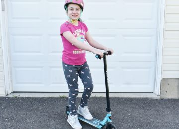 Razor scooter