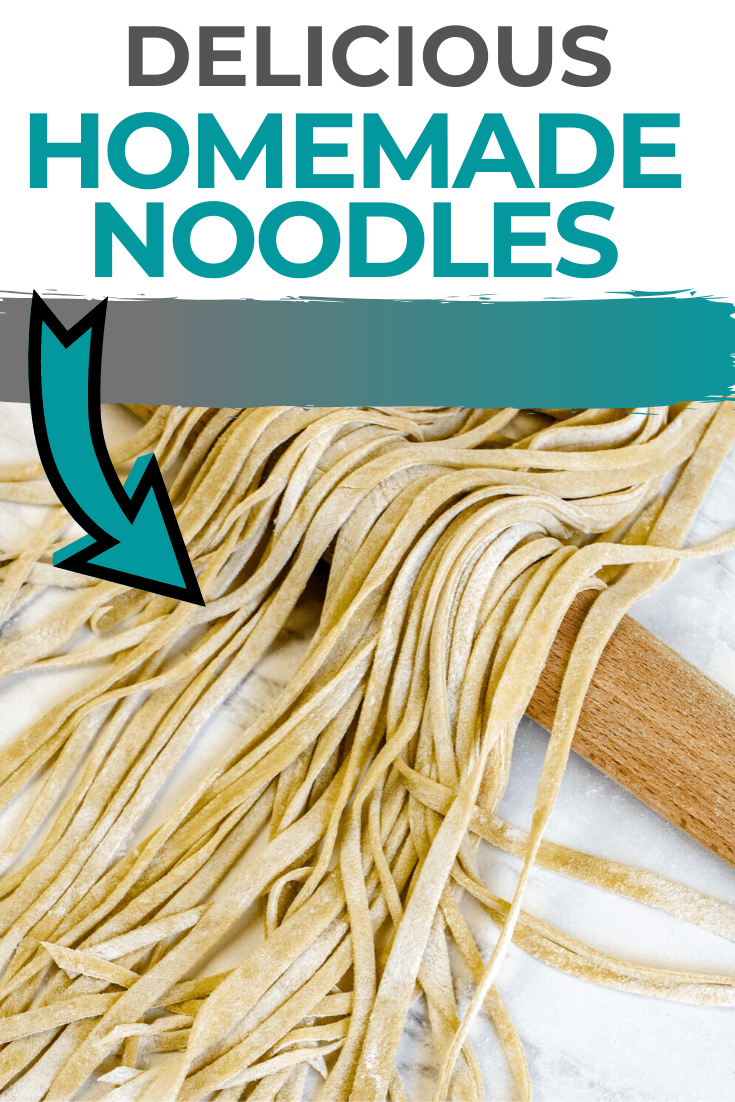 Homemade Noodles Recipe
