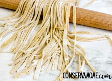 3 ingredient noodles