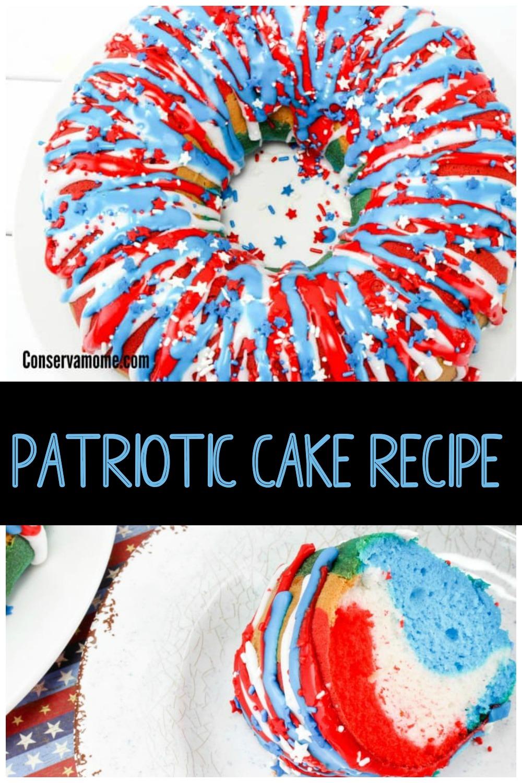patriotic cake recipe