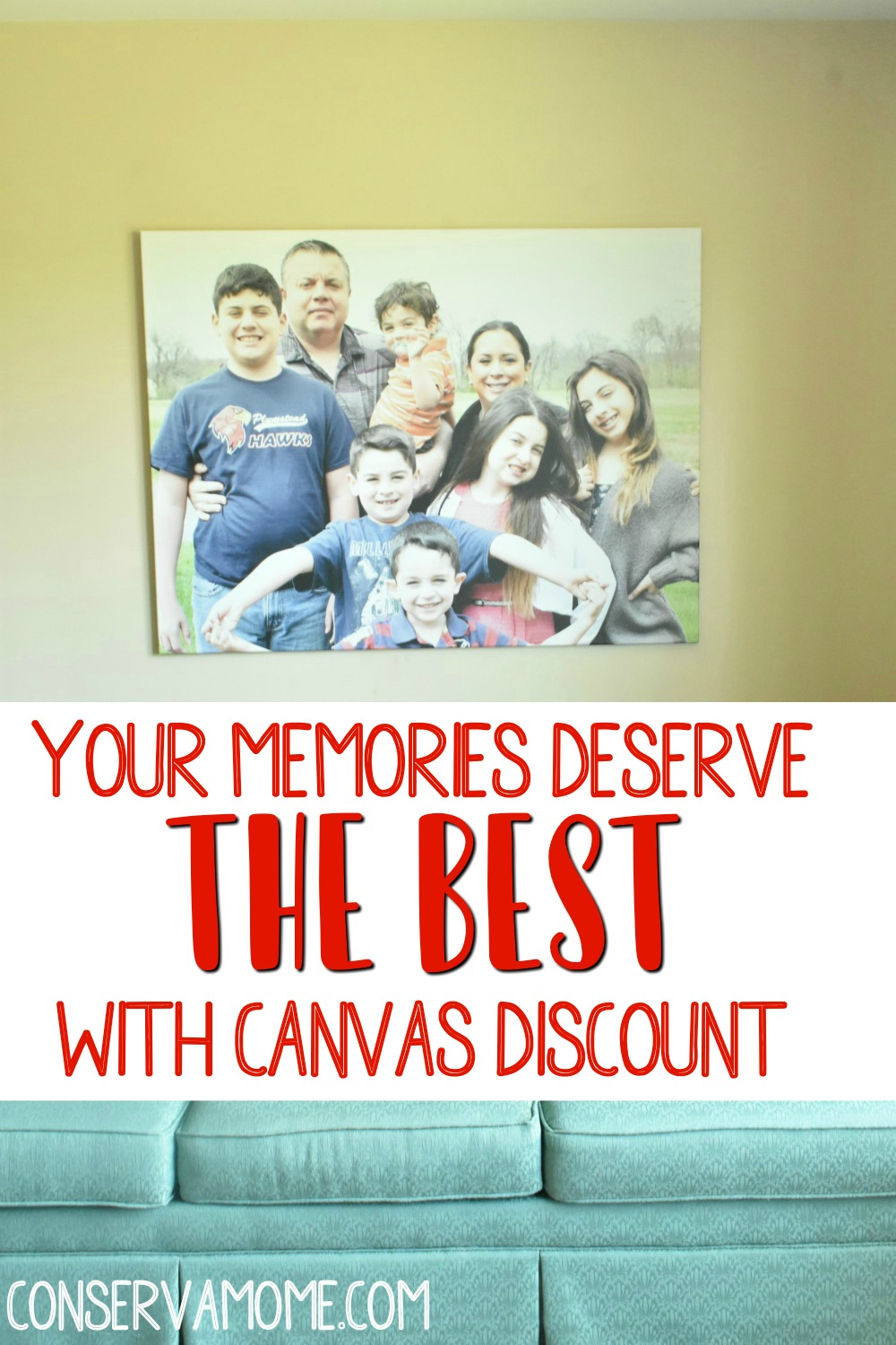 Your memories deserve the best with canvas discount