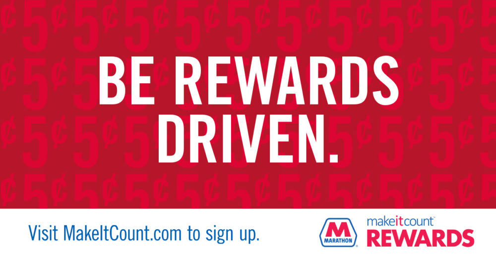 With everything you do this summer be rewards driven and #MakeitCount