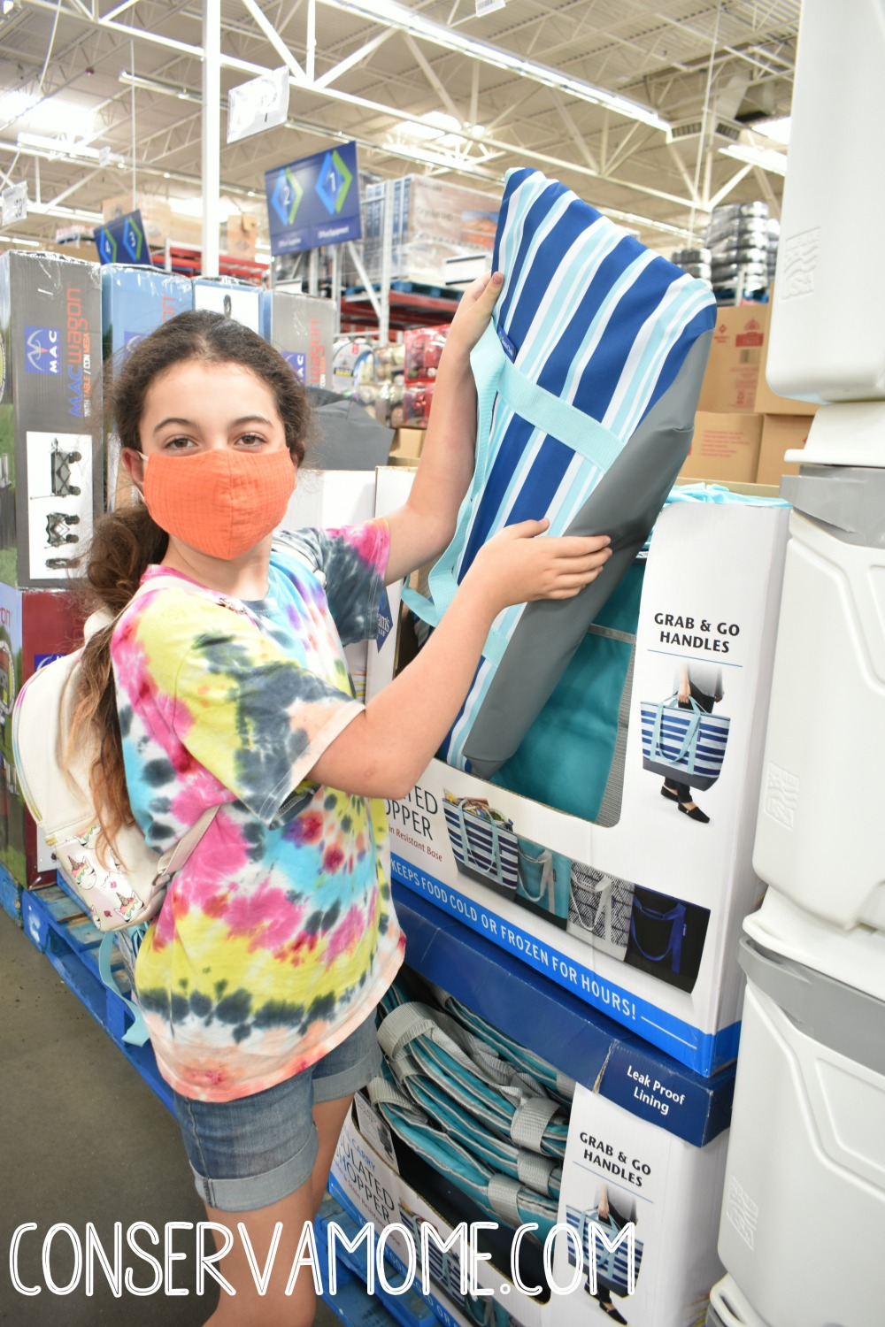 Fill your freezer with fun at Sam's Club