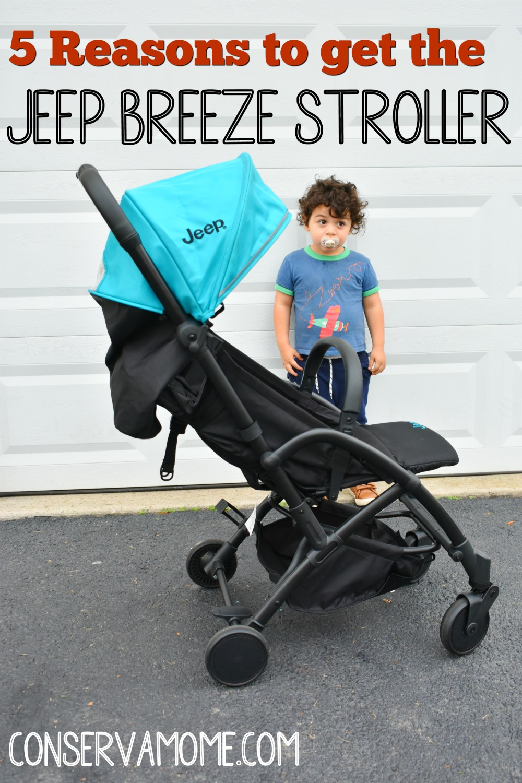 Jeep Breeze Stroller